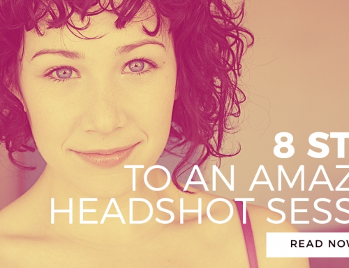 8 Steps To A Great Headshot Session