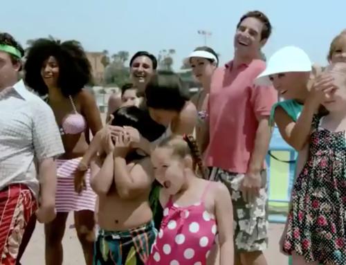 Beach Tuff – Beach Dance Off!