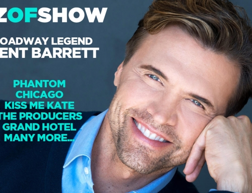 Biz Of Show Ep.5 – Broadway Legend Brent Barrett!