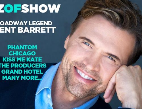Biz Of Show Ep.5 – Broadway Legend Brent Barrett!