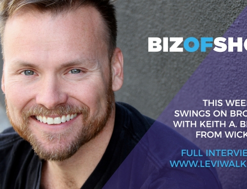 Biz Of Show Ep.7 Swings on Broadway with Keith A Bearden